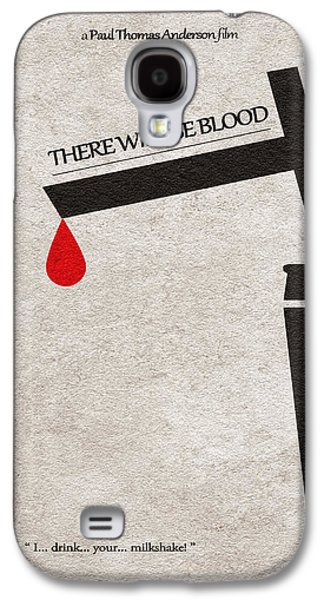 There Will Be Blood Galaxy S4 Case by Ayse Deniz