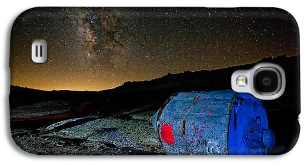 They've Landed Galaxy S4 Case by Peter Tellone