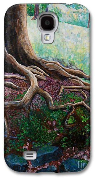 Thinking About Eternity Galaxy S4 Case by Arthur Witulski
