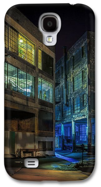 Third Ward Alley Galaxy S4 Case by Scott Norris