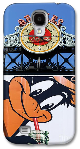 Thirsty Oriole Galaxy S4 Case