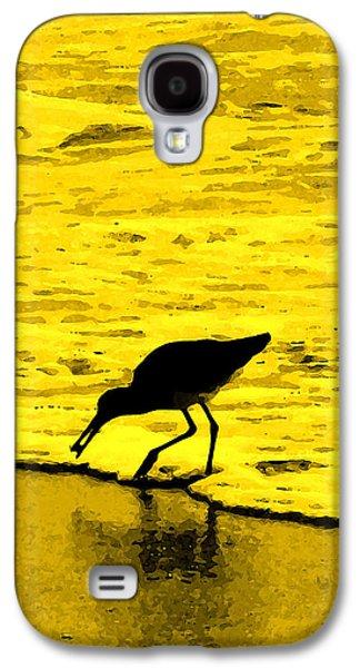 This Beach Belongs To Me Galaxy S4 Case by Ian  MacDonald
