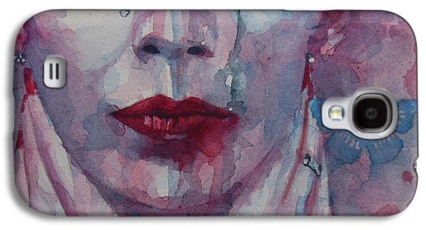 This Is The Fear This Is The Dread  These Are The Contents Of My Head Galaxy S4 Case by Paul Lovering