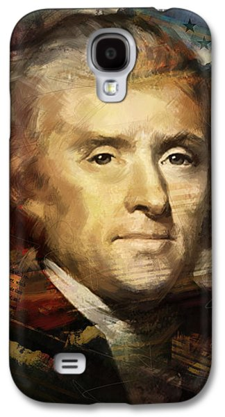 Thomas Jefferson Galaxy S4 Case