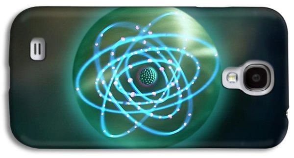 Thorium Atom Galaxy S4 Case