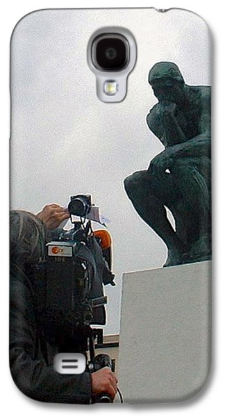Galaxy S4 Case featuring the photograph Thought Picture by Marc Philippe Joly