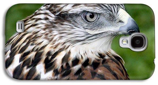 The Threat Of A Predator Hawk Galaxy S4 Case
