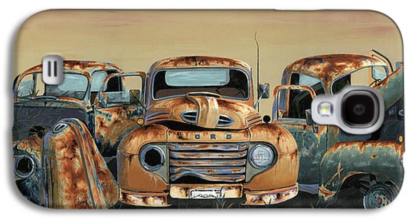 Galaxy S4 Case - Three Amigos by John Wyckoff