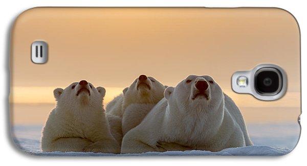 Three Noses Galaxy S4 Case