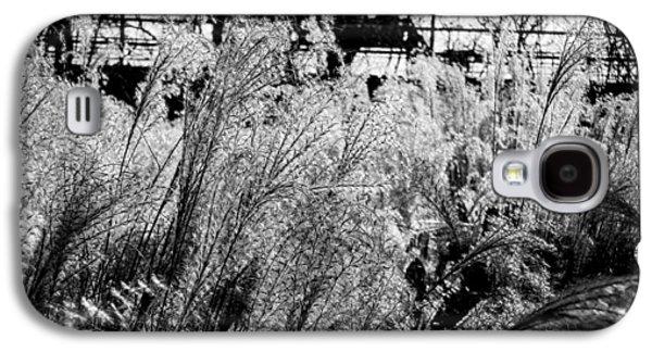 Through The Winter Grasses Galaxy S4 Case