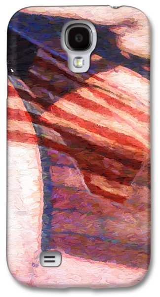 Through War And Peace Galaxy S4 Case by Bob Orsillo