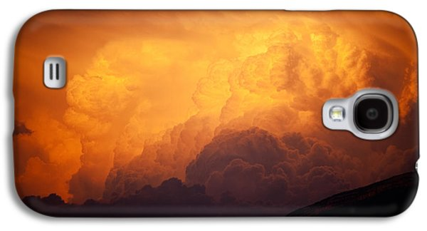 Thunderhead At Sunset Galaxy S4 Case