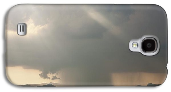 Thunderstorm Galaxy S4 Case by Ashley Cooper