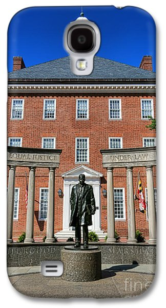 Thurgood Marshall Memorial Galaxy S4 Case by Olivier Le Queinec