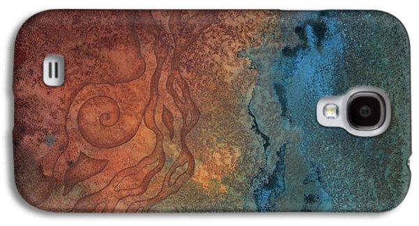 Tide Pool 2 Galaxy S4 Case by Ellen Starr