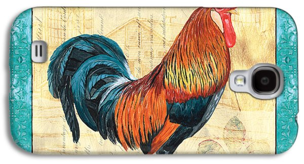 Tiffany Rooster 1 Galaxy S4 Case