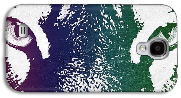 Tiger Eyes Galaxy S4 Case