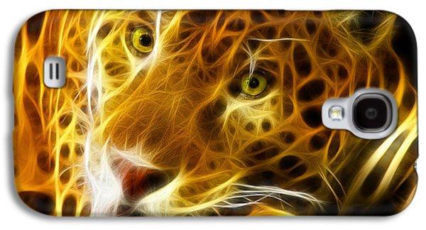 Tiger Face  Galaxy S4 Case