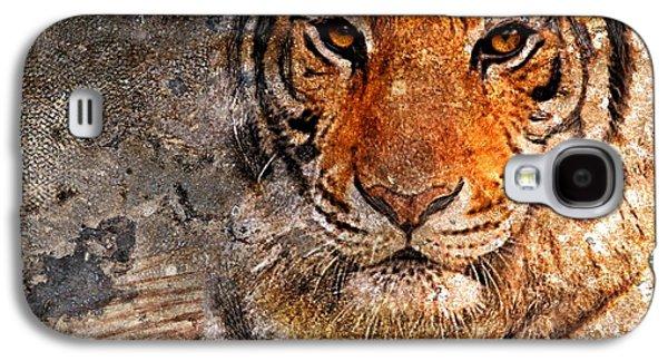 Tiger Life Galaxy S4 Case by Yury Malkov