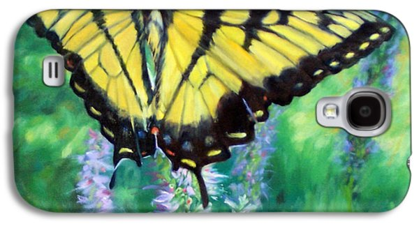 Tiger Swallowtail- Enjoying The Sweetness Galaxy S4 Case