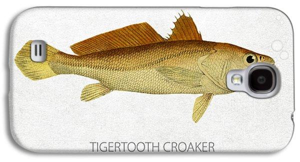 Tigertooth Croaker Galaxy S4 Case
