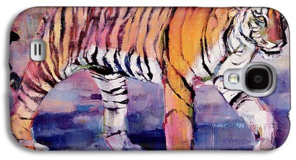Tigress, Khana, India Galaxy S4 Case