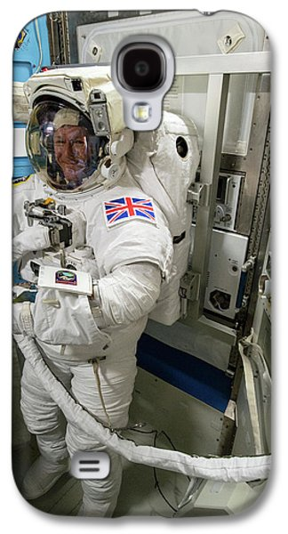 Tim Peake Preparing For Spacewalk Galaxy S4 Case