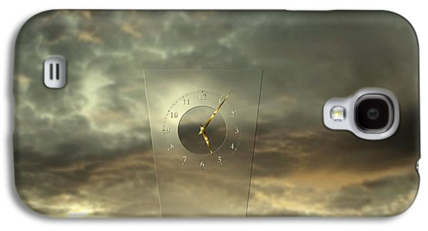 Time After Time Galaxy S4 Case by Franziskus Pfleghart