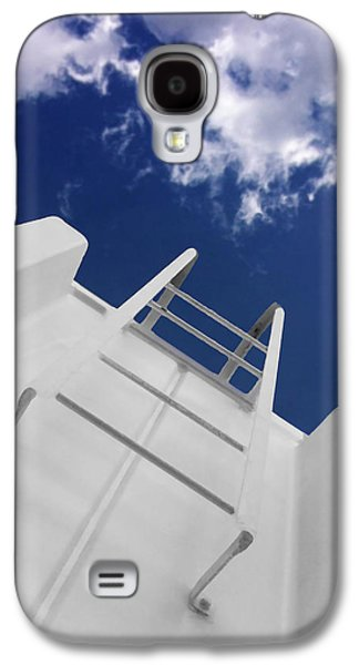 To The Top Galaxy S4 Case by Don Spenner