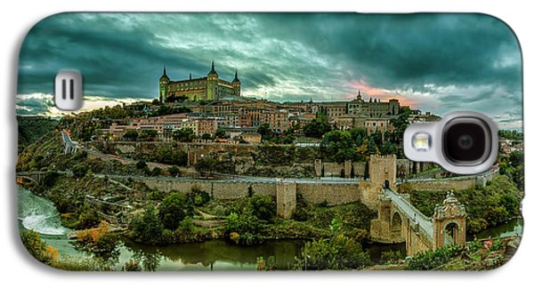 Toledo - The City Of The Three Cultures Galaxy S4 Case