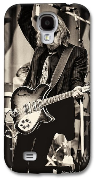 Rock And Roll Galaxy S4 Case - Tom Petty by Marc Malin