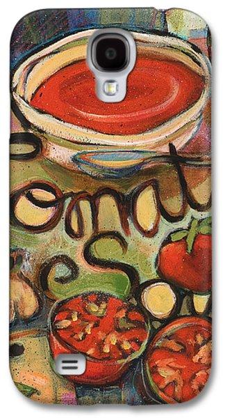 Tomato Soup Recipe Galaxy S4 Case by Jen Norton