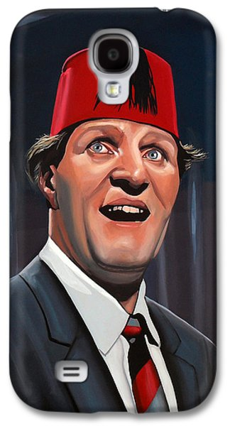 Magician Galaxy S4 Case - Tommy Cooper by Paul Meijering
