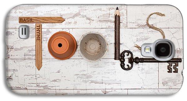 Tools Galaxy S4 Case by Amanda Elwell