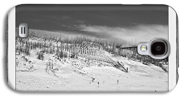 Topsail Island Day Of The Dunes  Galaxy S4 Case