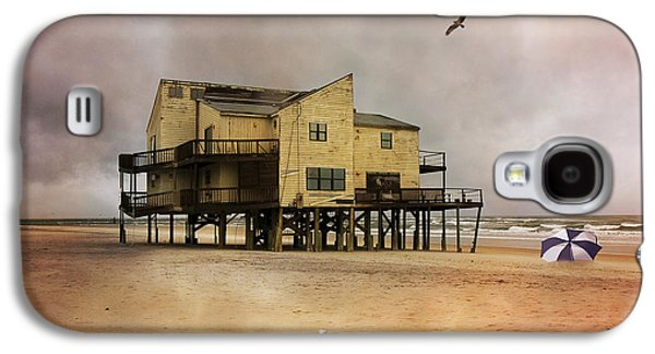 Topsail's Past II Galaxy S4 Case by Betsy Knapp