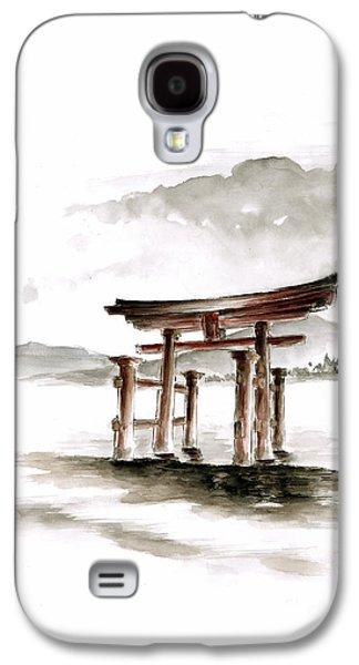Torii Gate Galaxy S4 Case by Mariusz Szmerdt