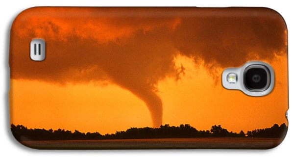 Tornado Sunset Galaxy S4 Case