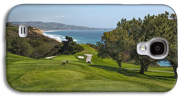 Torrey Pines Golf Course North 6th Hole Galaxy S4 Case