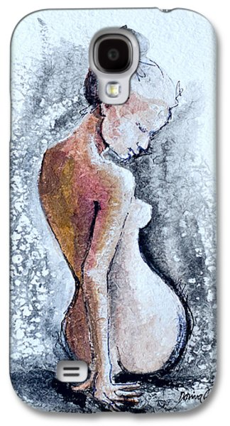 Torso  Galaxy S4 Case by Dorina  Costras