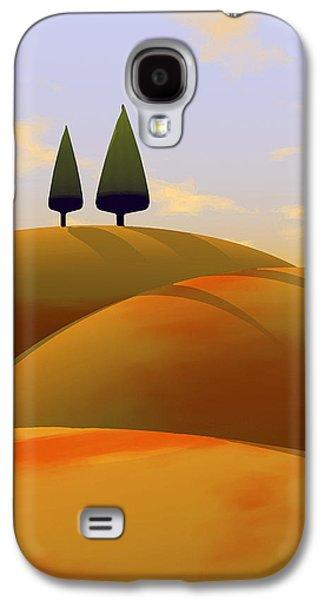 Toscana 1 Galaxy S4 Case by Cynthia Decker