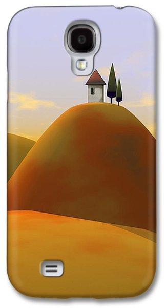 Toscana 2 Galaxy S4 Case by Cynthia Decker