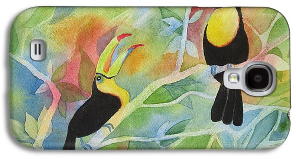 Toucan Play At This Game Galaxy S4 Case by Deborah Ronglien