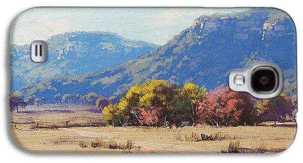 Touch Of Autumn  Galaxy S4 Case by Graham Gercken