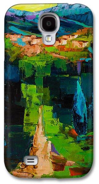 Toward The Tuscan Village Galaxy S4 Case