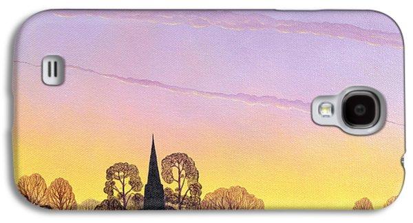 Towards Grandborough Galaxy S4 Case by Ann Brian