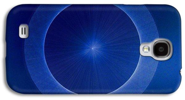 Towards Pi 3.141552779 Hand Drawn Galaxy S4 Case