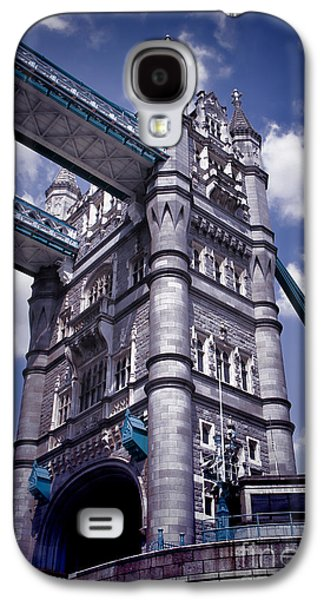 Tower Bridge London Galaxy S4 Case by Kasia Bitner