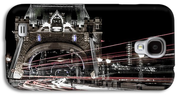 Tower Bridge London Galaxy S4 Case by Martin Newman