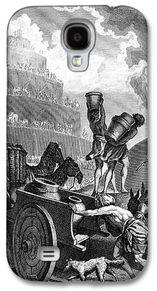 Tower Of Babel Galaxy S4 Case